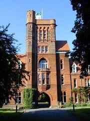 RealWorld Girton College in Cambridge