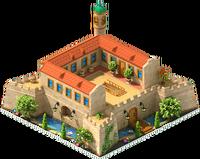 La Fuerza Fortress