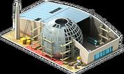 Basketball Hall of Fame Construction