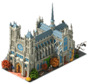Cathedral of our lady of Amiens