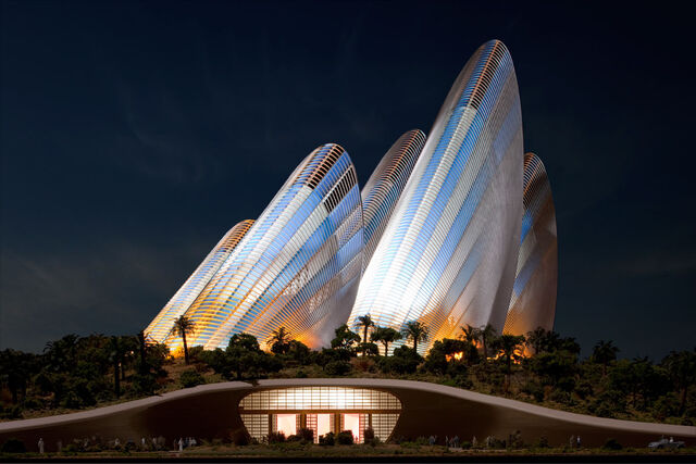 File:Front-view-of-Zayed-National-Museum-by-night.jpg