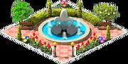 Louisiana University Fountain