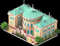 Oslo Parliament Building