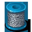 Asset Steel Chain
