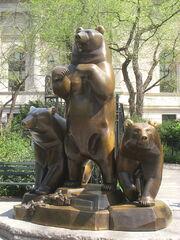 RealWorld Trio Sculpture