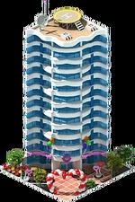 Seaside Hotel (Valentine's Day)