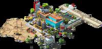 Gas Production Complex L1