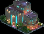 Castle Kruje (Night)