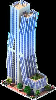 Bundle Matrix Tower