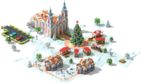 Christmas Square L1