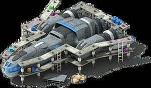 IL-11 Interstellar Liner Locked