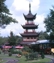 RealWorld Eastern Pavilion