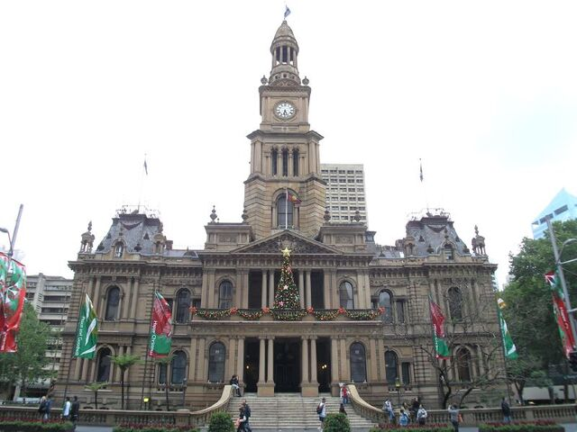 File:RealWorld Sydney Town Hall.jpg