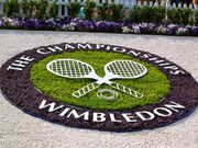 RealWorld Tennis Flowerbed