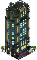 Royal Plaza Residential Complex (Night)