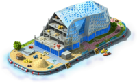 Sea Floor Research Station L1