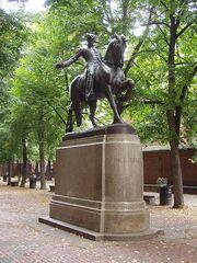 RealWorld Paul Revere Monument