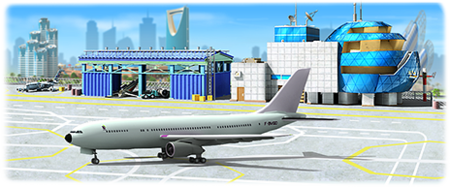 Airplane Workshop Artwork 2
