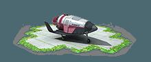 Icon OS-15 Orbital Shuttle