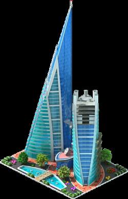 Bahrain WTC L3