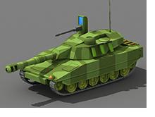 MP-43 Medium Tank L1