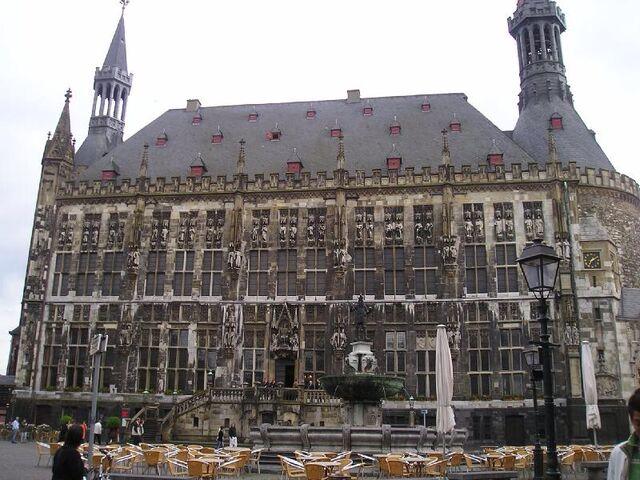 File:RealWorld Aachen City Hall.jpg
