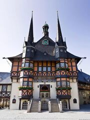 RealWorld Wernigerode Town Hall