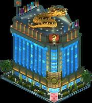 Golden Dragon Hotel (Night)