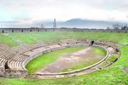 RealWorld Amphitheater of Pompeii
