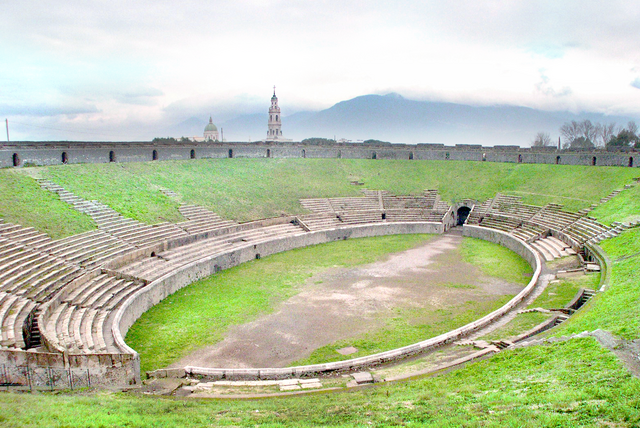 File:RealWorld Amphitheater of Pompeii.png