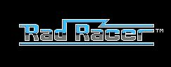 Rad Racer logo