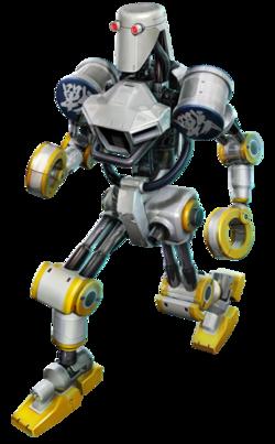 Combot CG Art