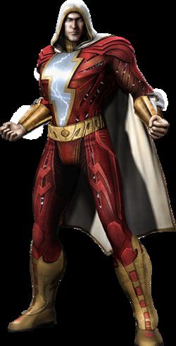 Captain Marvel CG Art