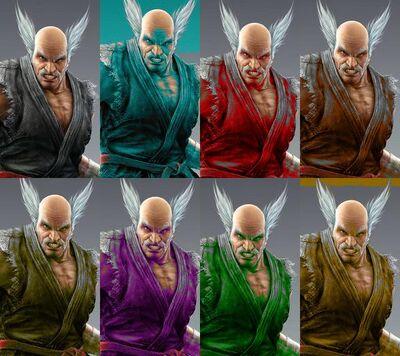 Heihachi (Normal Costume)