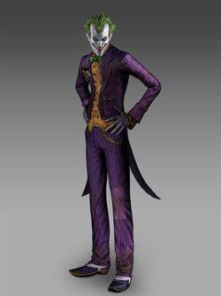 Joker CG Art
