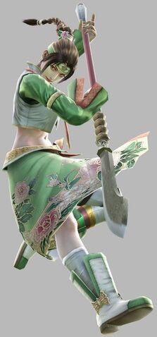File:Seong Mi-na CG Art (Bonus Costume).jpg