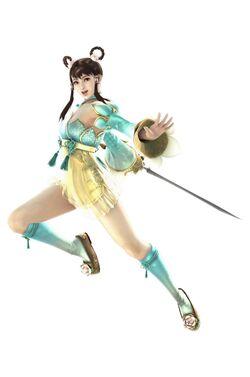 Xianghua CG Art (Bonus Costume)