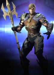 Aquaman (Regime)