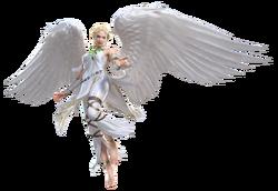 Angel CG Art