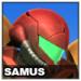 Samus Icon SSBWU