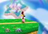 Kirby Up tilt SSB