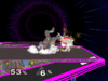 Ganondorf Floor attack (front) SSBM