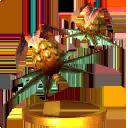 SSB3DS Peahat Trophy