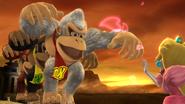 SSB4-Wii U Congratulations Donkey Kong All-Star