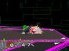 Luigi Down tilt SSBM