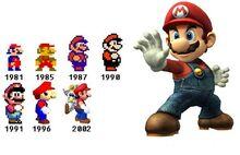 Mario-evolution