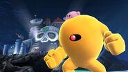 Yellow Devil Kirby