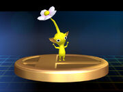 Yellow Pikmin Trophy
