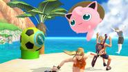 SSB4-Wii U Congratulations Jigglypuff All-Star