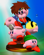 KirbyHat5MeleeTrophy